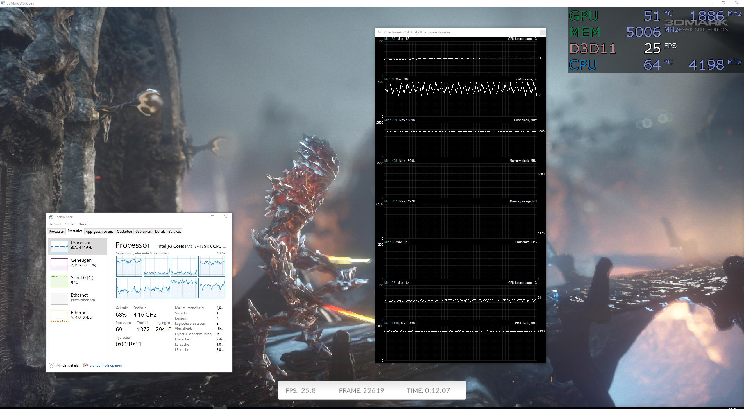 EK Fluid Gaming A240G CPU & GPU Liquid Cooling review - CPU